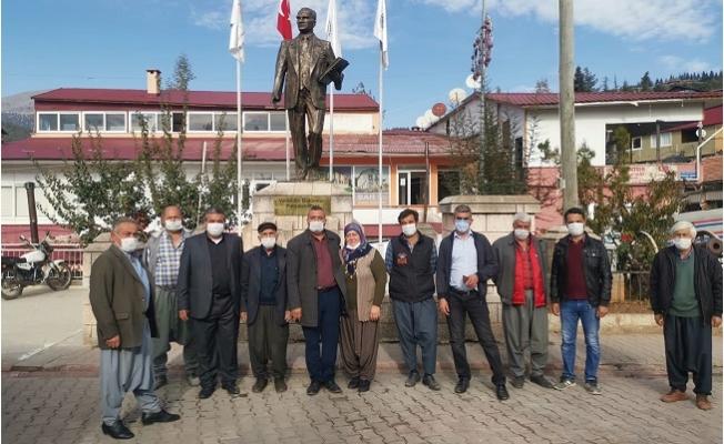 CHP Çamlıyayla İlçe Örgütünde Toplu İstifa