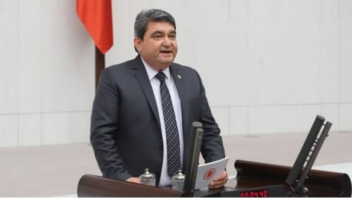 CHP Mersin Milletvekili Cengiz Gökçel Korona Virüse Yakalandı