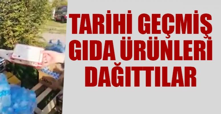 Kızılay'dan İzmir'de Büyük Skandal