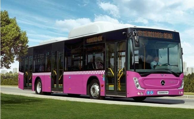 Mersin'e 100 Yeni Otobüs Alımı İçin Meclisten Karar Çıktı