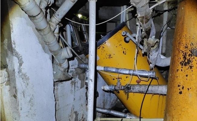Mersin'in Silifke İlçesindeki Dinlenme Tesisinin Kazan Dairesinde Patlama: 1 Kişi Yaralı