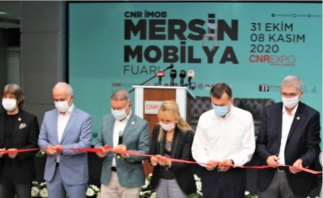 Mobilya Sektörü Ticareti CNR Mersin İMOB'a Taşıdı