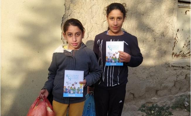 Tarsus Belediyesinden Dünya Çocuk Hakları Gününde Anlamlı Hareket