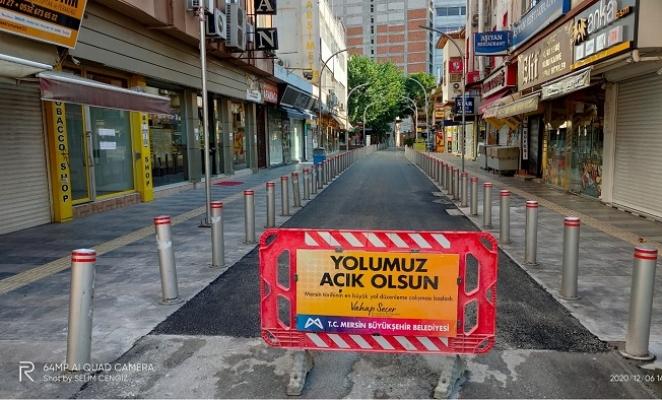 2 Günlük Sokağa Çıkma Kısıtlaması Büyükşehir'e Yaradı
