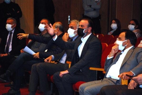 Adana Büyükşehir Meclisinde Video İzletme Tartışması