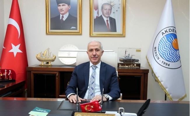 Akdeniz Belediye Başkan Gültak'ın Covid-19 Testi Pozitif Çıktı