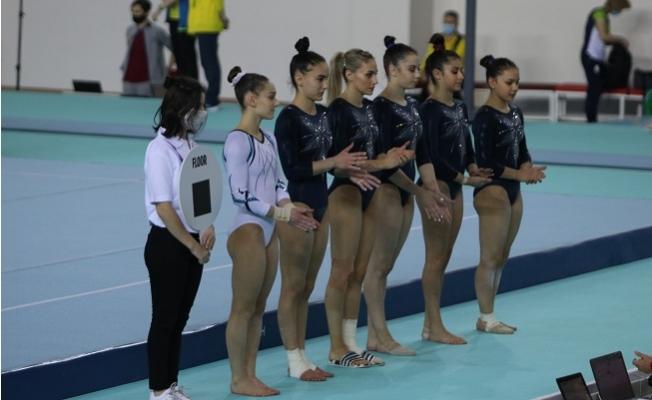 Artistik Cimnastik Kadın Milli Takımında Hedef İlk 3 İçinde Yer Almak
