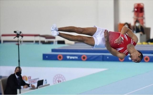 Avrupa Erkekler Artistik Cimnastik Şampiyonası Başladı
