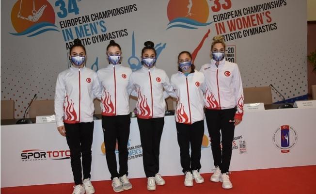 Avrupa Kadınlar Artistik Cimnastik Şampiyonası Yarın Başlıyor