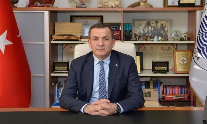 Başkan Abdullah Özyiğit Yeni Yılı Kutladı