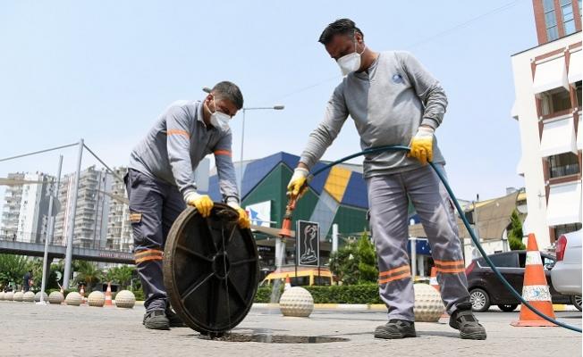 Büyükşehir'den 2021 Yılı İçin Çevreye 331 Milyon TL'lik Yatırım