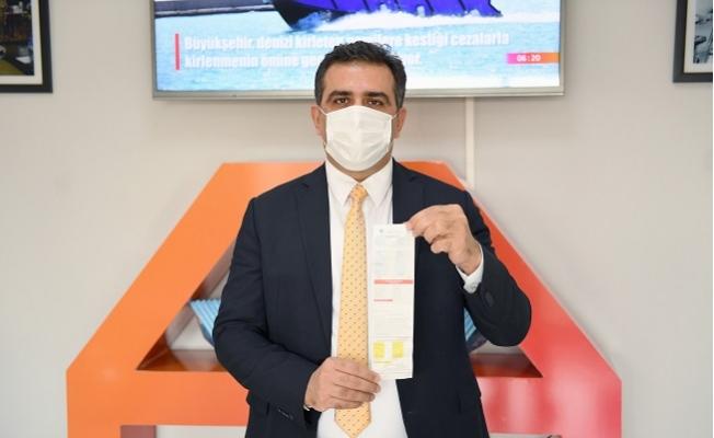 Büyükşehir'den Esnafa 500 TL'lik Su Faturası Desteği