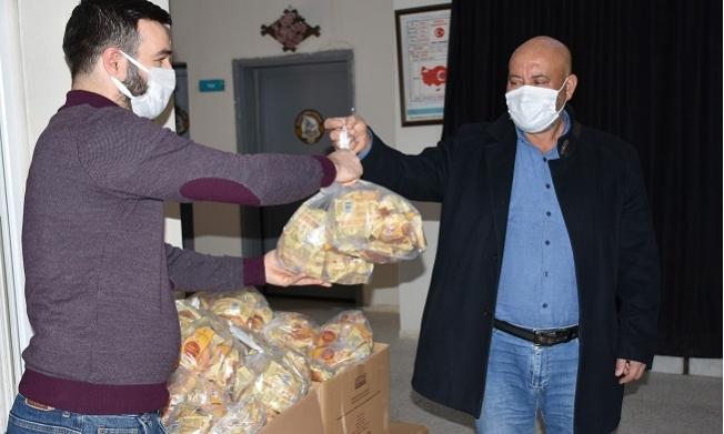 İBB'nin Glütensiz Ekmeği Tarsus'da