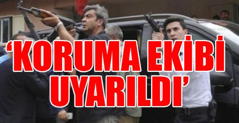 'Kılıçdaroğlu'na Suikast İhbarı Aldık'