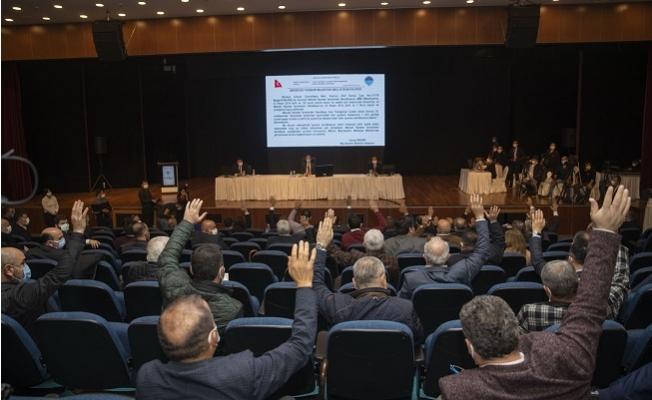 Mersin Büyükşehir İle Baro Protokolüne Meclisten Red