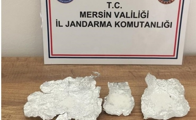 Silifke'de 7 Kişi Uyuşturucu Kullanırken Yakalandı