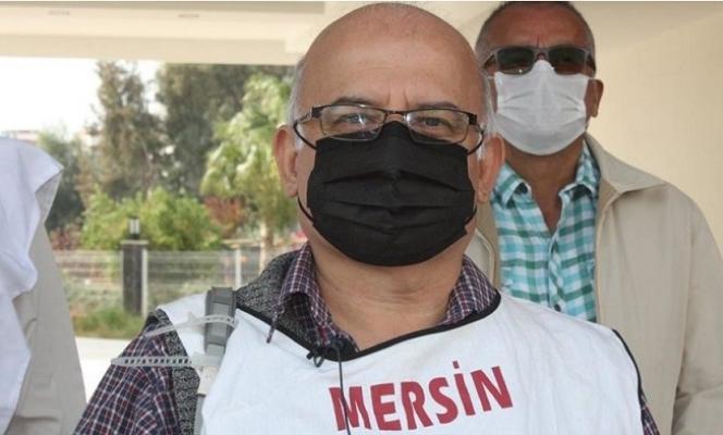 """Mersin'de Günde 20 Kişi """"Covid-19"""" Virüsünden Hayatını Kaybediyor"""
