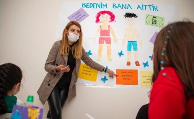 Mersin'de Kadın ve Aile Hizmetleri İçin 2021'de 33 Yeni Proje
