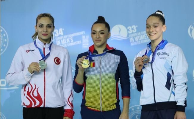 Mersin'de  Start Alan, Avrupa Kadınlar Artistik Cimnastik Şampiyonası Sona Erdi