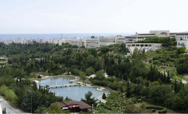 Mersin Üniversitesi, 'Çevre Dostu' Üniversite Sıralamasında Türkiye'de 21.Oldu