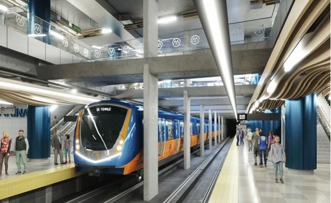 Mersinlilerin %95 Metro Projesini Destekliyor