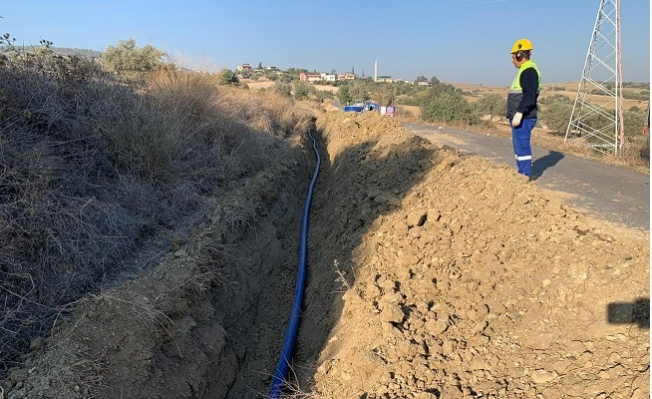 MESKİ, Kayadibi'nin 30 Yıllık Su Sorununu Çözdü