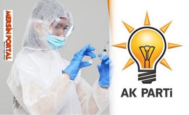 """Şok İddia: """"Coronavirüs Aşısı Geldi, AKP'liler Aşı Olmaya Başladı"""""""