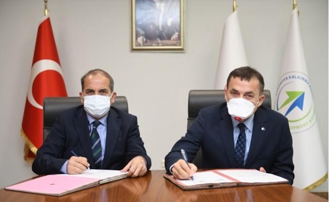 Yenişehir Belediyesinin İki Projesine ÇKA'dan Destek