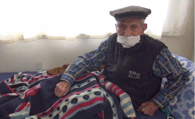 9 Çocuk 40 Torun Sahibi 111 Yaşındaki Ali Rıza Dededen Korona Uyarısı