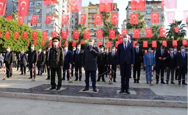 Adana'nın Düşman İşgalinden Kurtuluşunun 99. Yıldönümü Kutlandı