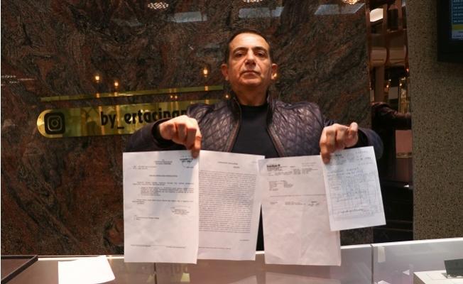 Mersin'de 51 Yıllık Kuyumcuyu Dolandırıcılık Gerekçesiyle Mağdur Ettiler