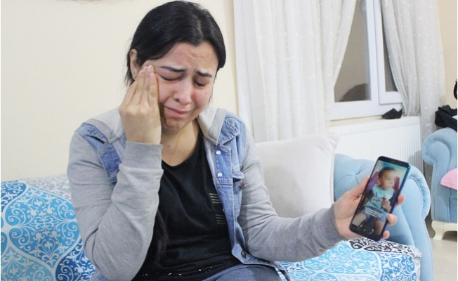 Eski Eşi 2 Yaşındaki Çocuğunu Kaçırdı. Silahlı Fotoğraf İle Mesaj Gönderdi.
