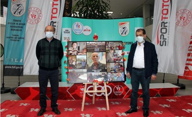 Erdoğan Karaöz Anısına Atıcılık Kupası Düzenlendi