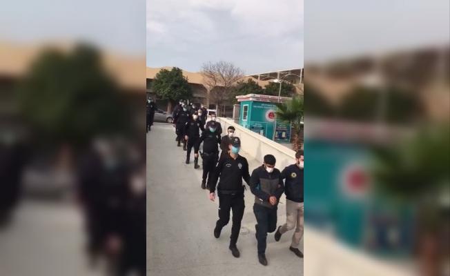 Mersin'de PKK/KCK Operasyonunda 6 Tutuklama