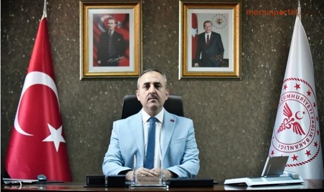 Mersin İl Sağlık Müdürü Bahçacı, Covid-19'u Atlatarak Görevine Döndü