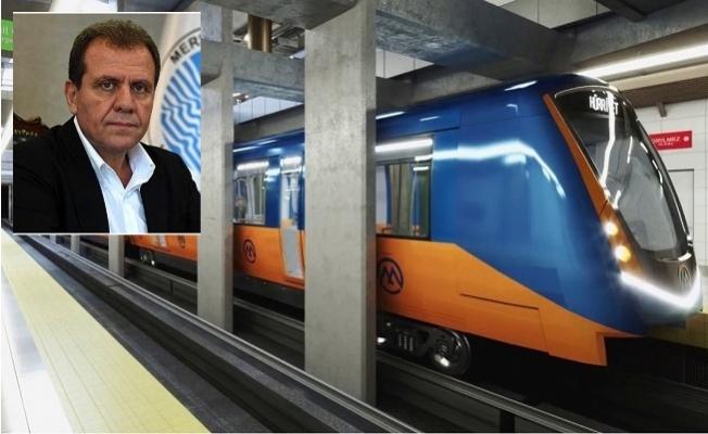 Mersin Metro İhalesi Yine Ertelendi.