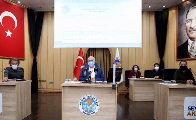 """""""Mersin'de Değişim ve Yenilenme, Kentsel Dönüşüm ile Mümkün"""""""
