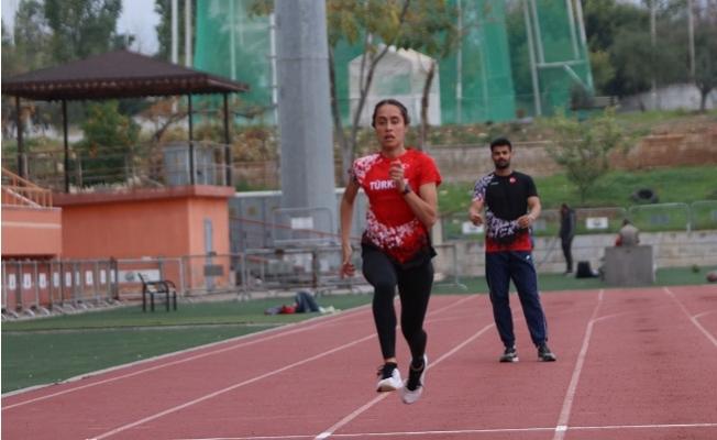 Mersinli Milli Atletlerin Hedefi Tokyo Olimpiyatları