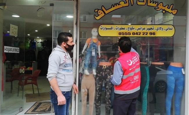Osmaniye'de Arapça Tabelalara Türkçe Standardı