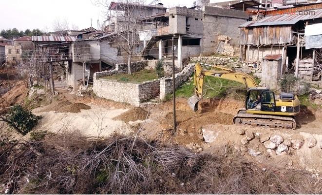 Tarsus'ta 60 Yıllık Yol Hasretinin Sonuna Gelindi.