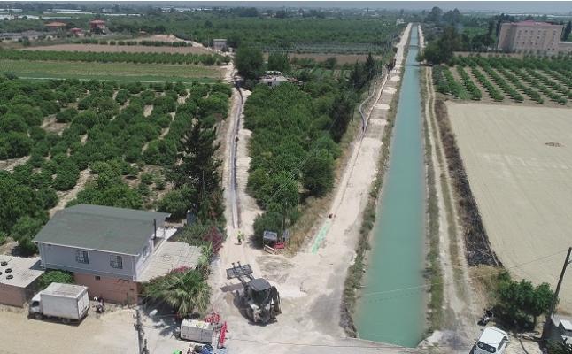 Taşucu'nun Kanalizasyon Sorunu Sona Erdi
