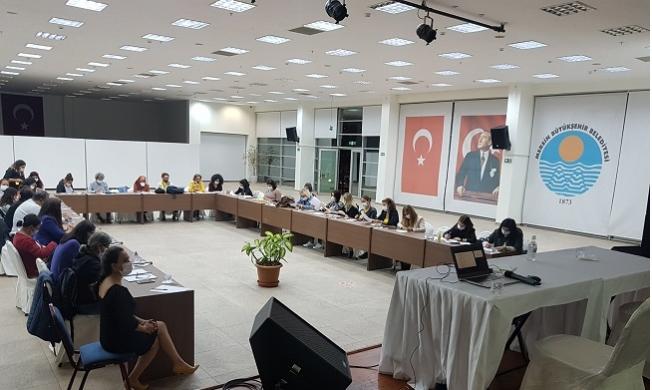 Yerel Eşitlik Eylem Planı Hazırlığı Çerçevesinde 3 Ayda 41 Toplantı