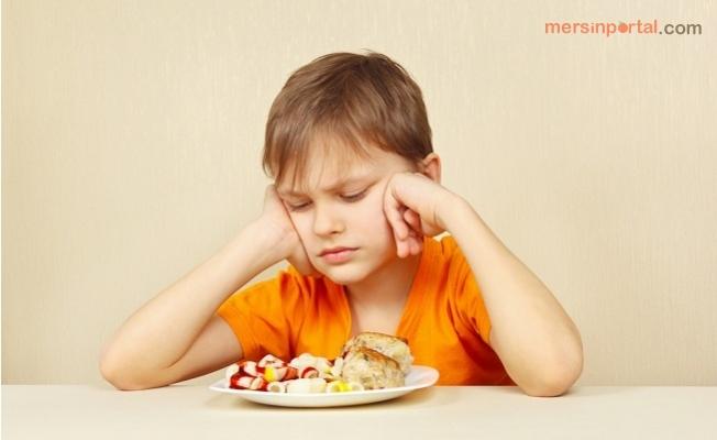 Annelerin Büyük Sorunu İştahsız ve Yemek Seçen Çocuklar