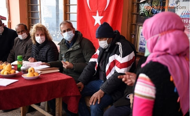 Başkan Bozdoğan'dan Kırsaldaki 39 Köy'e Çıkarma