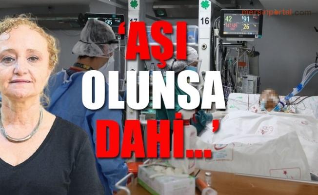 Bilim Kurulu Üyesi Prof. Dr. Yeşim Taşova'dan Rehavet Uyarısı