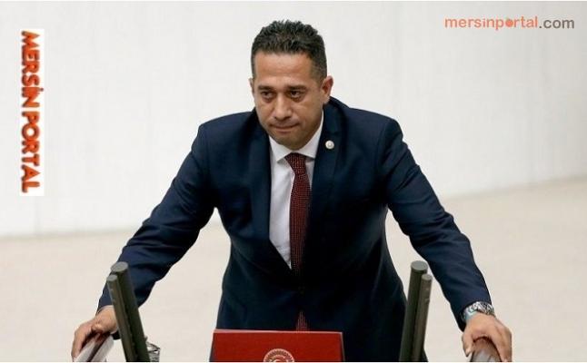 CHP'li Ali Mahir Başarır'ın Dokunulmazlığının Kaldırılması İçin Fezleke