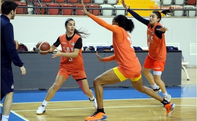 Çukurova Basketbol, İzmir Deplasmanına Hazırlanıyor