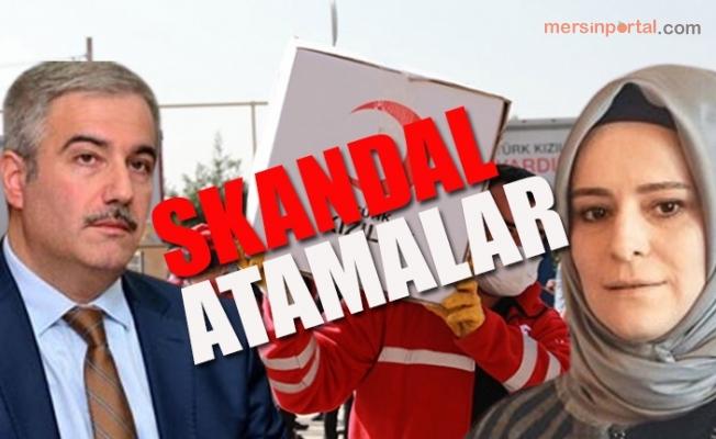 Kızılay, Eski AKP'li Vekilin Geçim Kaynağı Oldu