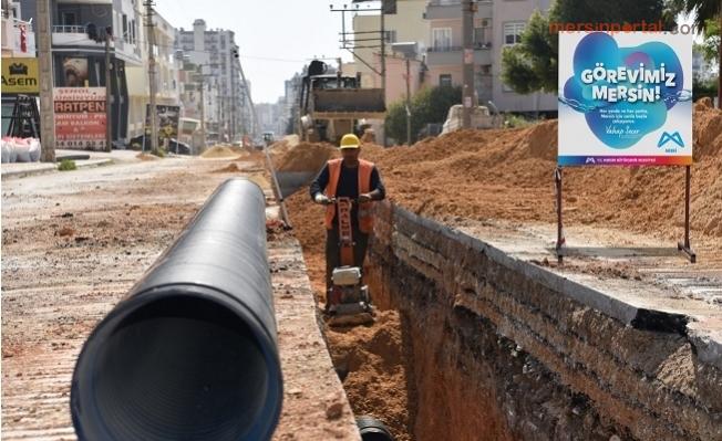 Kuyuluk, Beklediği Kanalizasyon Altyapısına Kavuşuyor