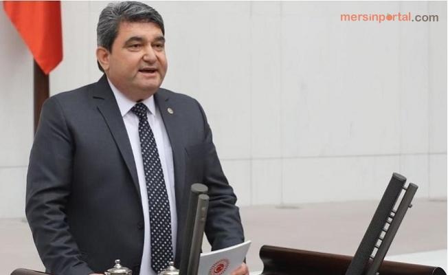 """"""" Mersin Ana Konteyner Limanı Projesi Mavi Vatana Sahip Çıkma Projesidir"""""""